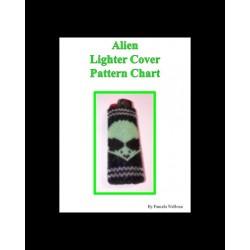 Alien Lighter Cover chart
