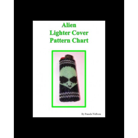 Alien Lighter Cover chart