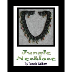 Jungle Necklace Tutorial
