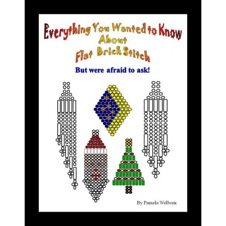 Everything you wanted to know about flat brick stitch