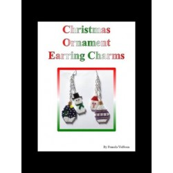 Christmas Charm Pattern Set Beading Patterns