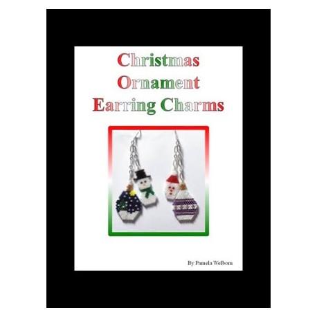 Christmas Charm Pattern Set Beading Patterns