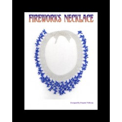 Fireworks Collar Necklace Tutorial
