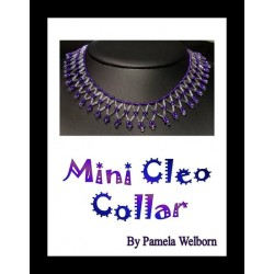 Mini Cleo Collar Necklace Tutorial