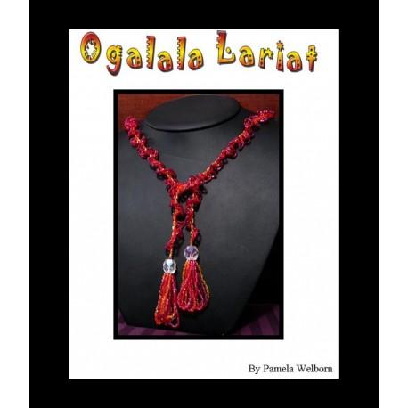 Ogalala Lariat Necklace Tutorial