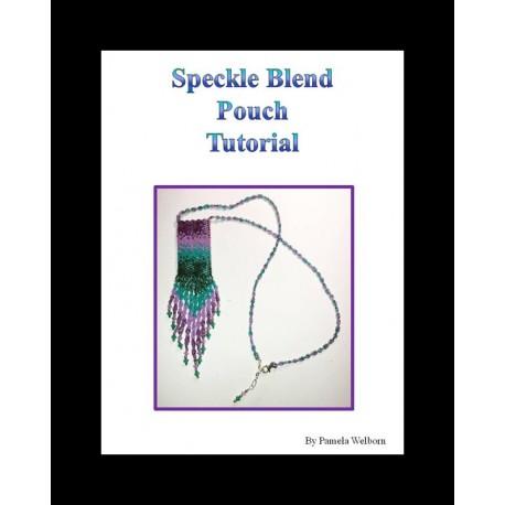 Speckle Blend Pouch Tutorial