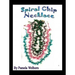 Spiral Chip Necklace Tutorial