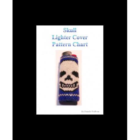Skull Lighter Cover chart