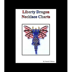 Liberty Beaded Dragon Pattern Charts