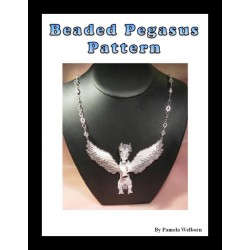 Pegasus Necklace Bead Pattern Chart