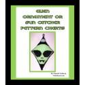 Alien 3D Peyote Pod ornament pattern