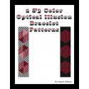 Optical Illusions- 2 and 3 color versions Bead Pattern Chart