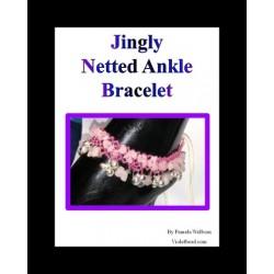 Jingly Netted Ankle Bracelet