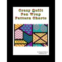 Crazy Quilt G2 Beaded Pen Wrap