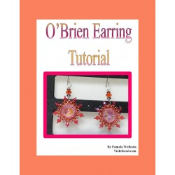 O'Brien Beaded Earring Tutorial