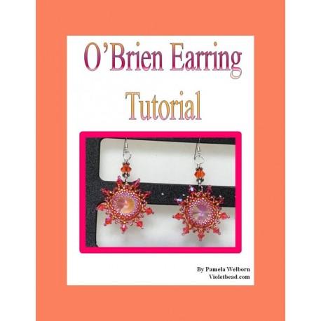 O'Brien Beaded Earring Tutorial