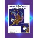 Winged Griffon Tapestry Pattern Set