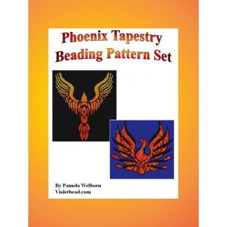 Phoenix Tapestry Pattern Set