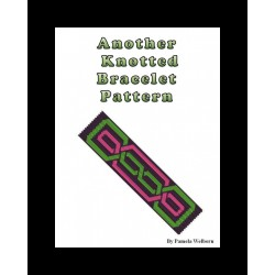 Another Knotted Bracelet Bead Pattern Chart