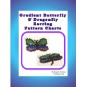 Dragonfly & Butterfly Earrings Beading Patterns