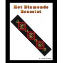 Hot Diamonds Bracelet Bead Pattern Chart
