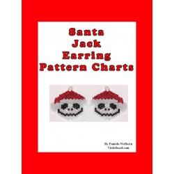 Santa Jack Earrings