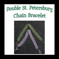 Double St Petersberg Bracelet Tutorial