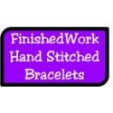 Hand Stitched Bracelets