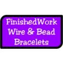 Wire & Bead Bracelets